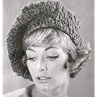 Knitted Slouchy Beret Tam Hat Cap Beanie Knit Knitting Pattern (English Edition)