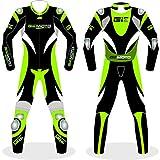 MOTOGPGEARS Tuta da gara in vera pelle da motocicletta motocicletta nuova di arrivo MG-NCH5