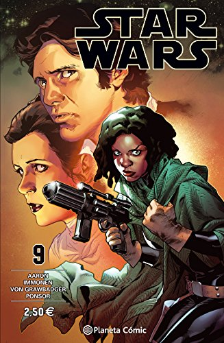 Star Wars nº 09 (Star Wars: Cómics Grapa Marvel) por Jason Aaron