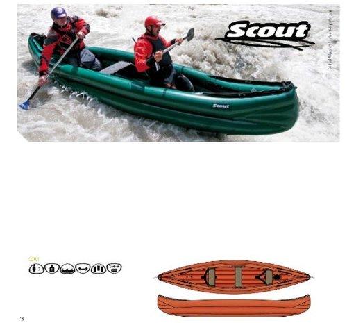 Gumotex Canoa Hinchable Scout Economy