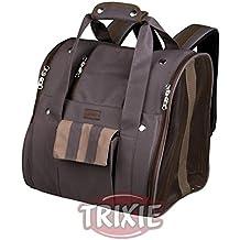 Trixie Nelly mochila, 34x 32x 29cm, color gris/Beige