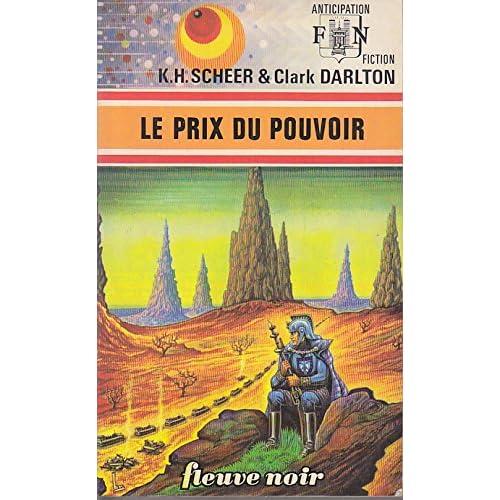 PERRY RHODAN 37 Le Prix du Pouvoir FNA 743 1976 EO BRANTONNE