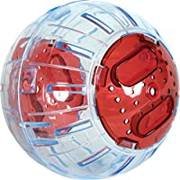 Zolux carica sfera per piccolo animale ciliegio 12,5cm