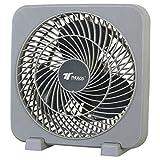 Ventilatore Bianco Quadrato portatile