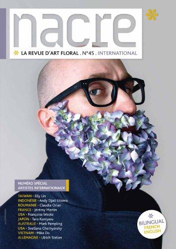 Nacre N45 - tendances art floral - juillet 2013 - spcial International
