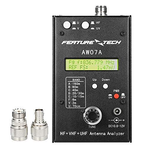Festnight AW07A HF/VHF/UHF 160M Impedancia SWR Medidor