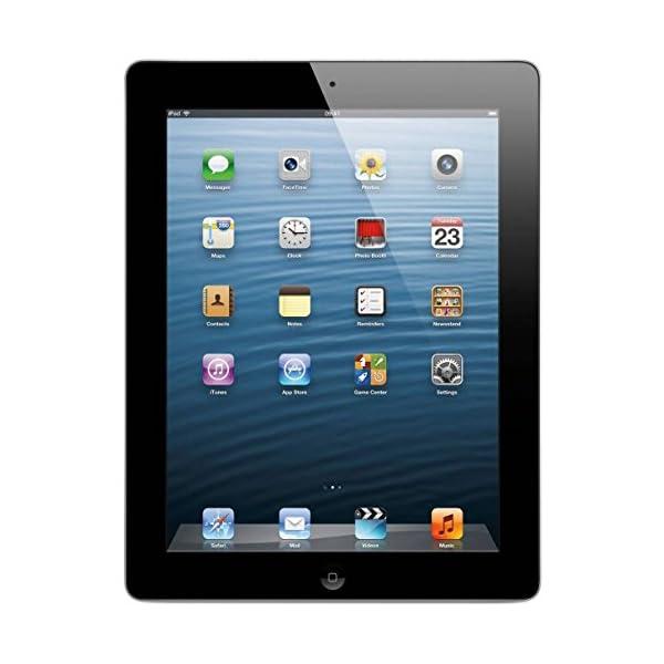 Apple iPad 4 32GB Wi-Fi – Black (Renewed) 51mTymAdcVL