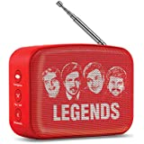 Saregama Carvaan Mini Kannada SCM02 Bluetooth Speaker (Sunset Red)