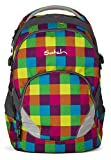 SATCH Beach Leach 2.0 Schulrucksack SAT-AIR-001-901, 43 cm, 27 L, Multicolor Checks