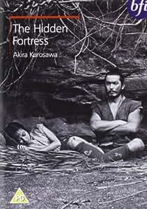 Hidden Fortress [1958] [DVD]
