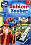 Ravensburger Kinderspiele 24964 0 Zahlen-Zauber Nein Spielen und Lernen