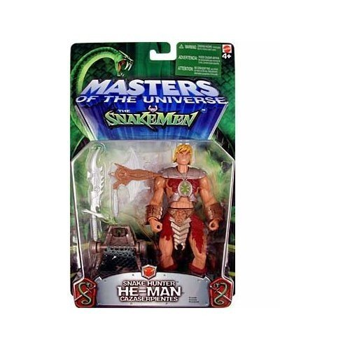 Masters of the Universe vs. The SnakeMen > Snake Hunter He-Man Action Figure by He-Man