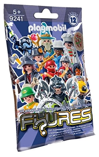 Playmobil Figuras- Minifigures Serie 12: Boys Figuras con Accesorios,