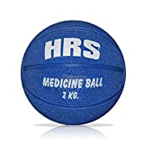 #4: HRS Medicine Balls Without Handle (2 KG)