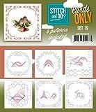 Stitch & Do Cards Only Set 19