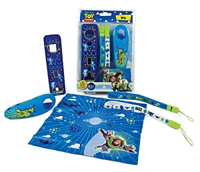 Toy Story Accessory Kit (Wii) by Indeca