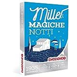 Emozione3 - Cofanetto Regalo - Mille MAGICHE Notti - 1935 magici soggiorni in Hotel e splendide dimore Italiane