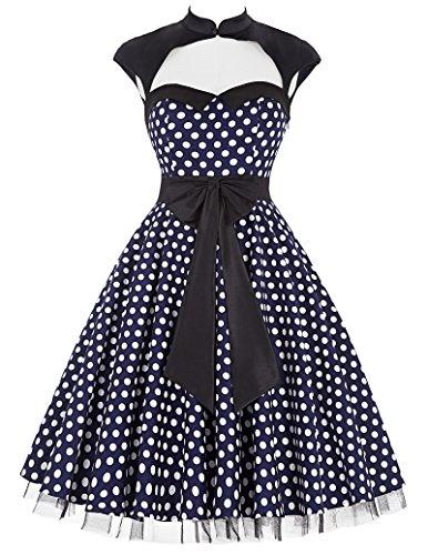 Fashion a linie sommerkleid festliches Kleid ballkleid mit sweet schleife S BP031-2