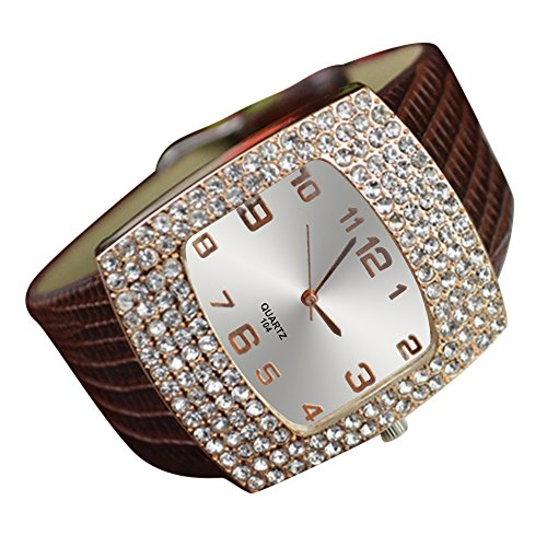 womens-square-rhinestones-faux-leather-wrist-watch-brown