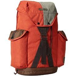 Volcom Rucksack Backpack - Mochila para hombre, color auburn, talla única