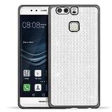 Conie Huawei P9, Glitzer Schutzhülle - Silkon- Rückcover, Rutschfeste Oberfläche + Kanten Schutz, P9 Hüllen Cover Anthrazit