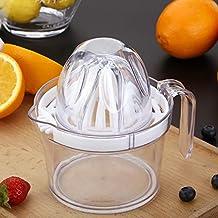 Prensa De Plástico Manual De La Fruta Del Juicer Taza De Cocina Portátil Multi-Función