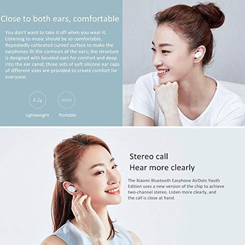 Xiaomi Redmi AirDots Wireless Earbuds (White)