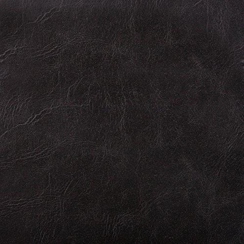 Apple iPhone 7 (4.7 Zoll) | iCues Cayenne 360 Grad Alu Bumper Buffalo Schwarz | Premium Standfunktion Stand Sichtfenster Fenster Männer Jungs Extra Leicht sehr Dünn Outdoor Hardcase Stoßfest Militär L Buffalo Schwarz