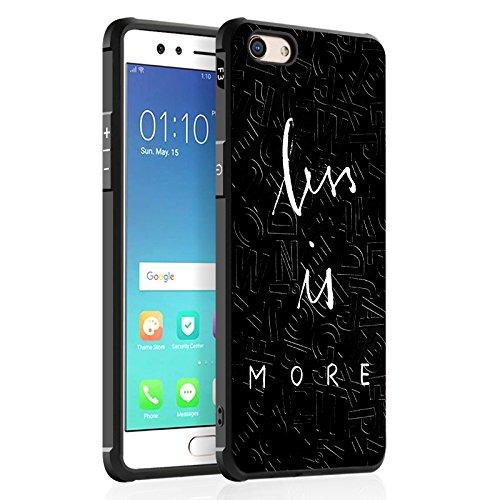 COVO® Oppo F3 Plus Hülle Festigkeit & Flexibilität Zurück Cover Style Smartphone Hülle für Oppo F3 Plus(7)