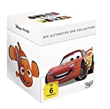 Disney Pixar Collection [Limited Edition] [18 DVDs]