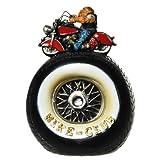 Lustige Spardose Hobby Kasse Biker Motorradfahrer Sparschwein