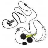 Full Helm Ohrhörer für Motorola Radio (1Pin, 2,5mm Klinke) für takabout, XTR, PMR, TLKR Serie