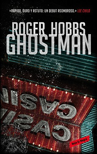 Ghostman by Roger Hobbs (2014-03-25)