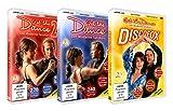Get the Dance 3er Package [Anfängerkurs, Erweiterungskurs & Discofox] [3 DVDs]
