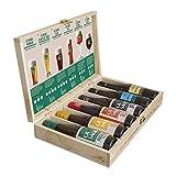 La Sagra Estuche Degustación 6 estilos Cerveza LA SAGRA - 6 botellas de 330 ml - Total: 1980 ml PTINPK220023X4