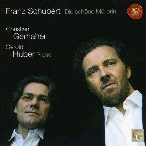 Schubert : Die schöne Müllerin [Import allemand]