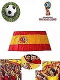 37YIMU - Bandera nacional Bandera España 90 x 150 cm