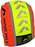 More Mile High Viz Water-Resistant Backpack Rucksack Cycle Bag Cover MM1774/5