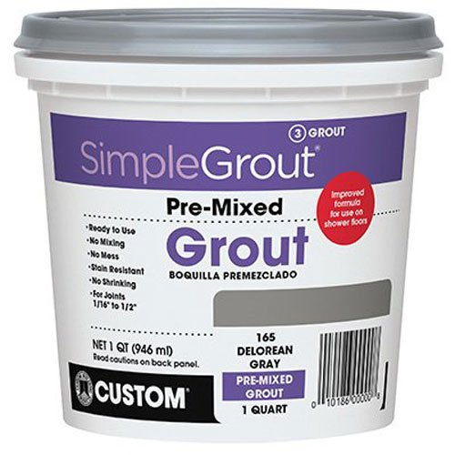 custom-building-products-pmg122qt-1-quart-linen-pre-mixed-grout-pack-of-6