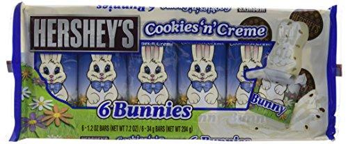 hersheys-cookies-n-creme-bunnies-204-g-pack-of-2-total-12-pieces