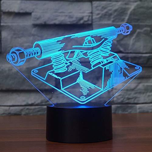 hter Led Tischlampe Spielzeug Tischlampe Atmosphäre Licht Schlaf Licht Schlaf Licht Visuelle Baby Usb Spiel Held Cartoon Superman Mädchen ()