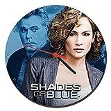 MasTazas Shades of Blue Jennifer Lopez Ray Liotta Orologio da Parete Wall Clock 20cm