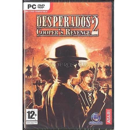 Desperados 2 Coopers Revenge Pc Uk Amazon Co Uk Pc Video Games