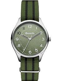 Bench BC0425SLGR - Reloj analógico de cuarzo para hombre multicolor
