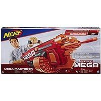 Hasbro NERF b8086eu4–N-Strike Elite Mega Americanum, jouets Blaster