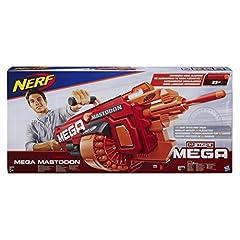 Idea Regalo - Hasbro Nerf NERF MEGA MASTODON