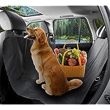Ploopy Manta para coche de perro, Impermeable Gato Cubierta de Asiento de Coche del Perro Hamaca Manto Protector de la Estera