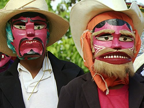 Peoples of Oaxaca and the Arrival of Holy Week