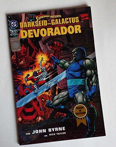 Darkseid vs Galactus: The Hunger by John Byrne (1995-08-02)