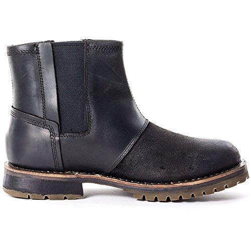CAT FOOTWEAR Homme - Boots STATEN - black Schwarz